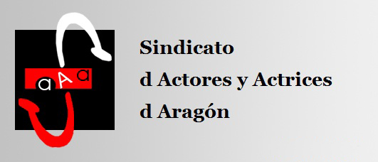 Logo Sindicato de Actores y Actrices de Aragón